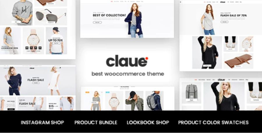 claue - best WooCommerce themes
