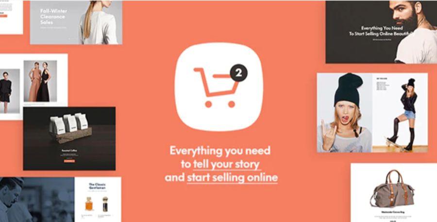 WooCommerce theme: Shopkeeper