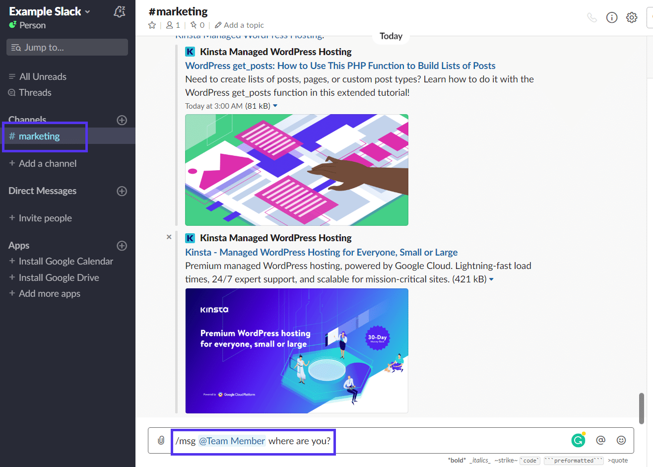 How to use Slack: pro tips