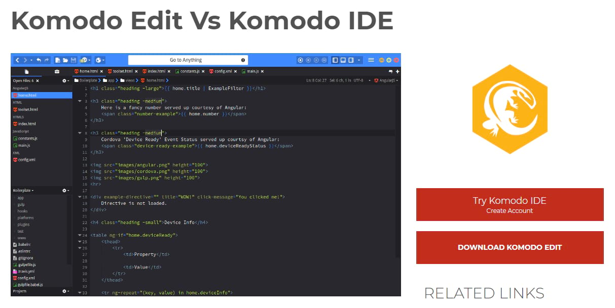 Komodo Edit