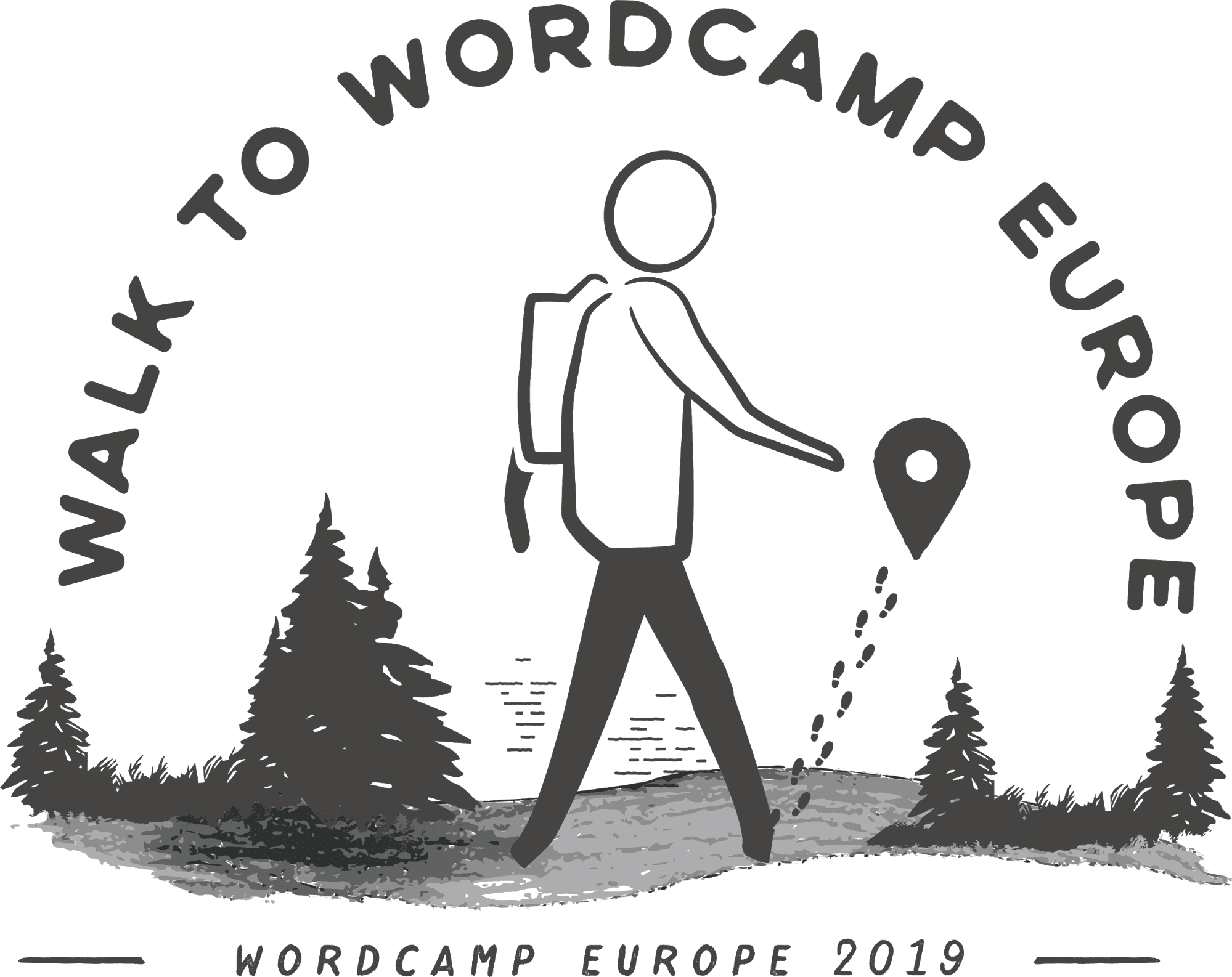 Walk to WordCamp Europe