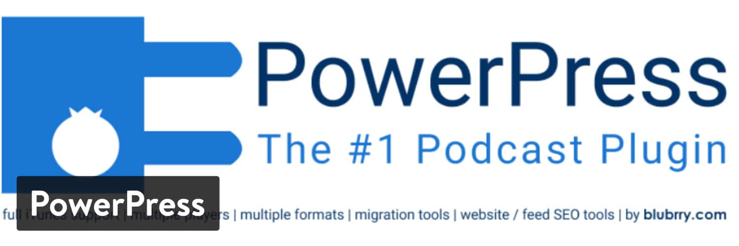 WordPress podcast: PowerPress