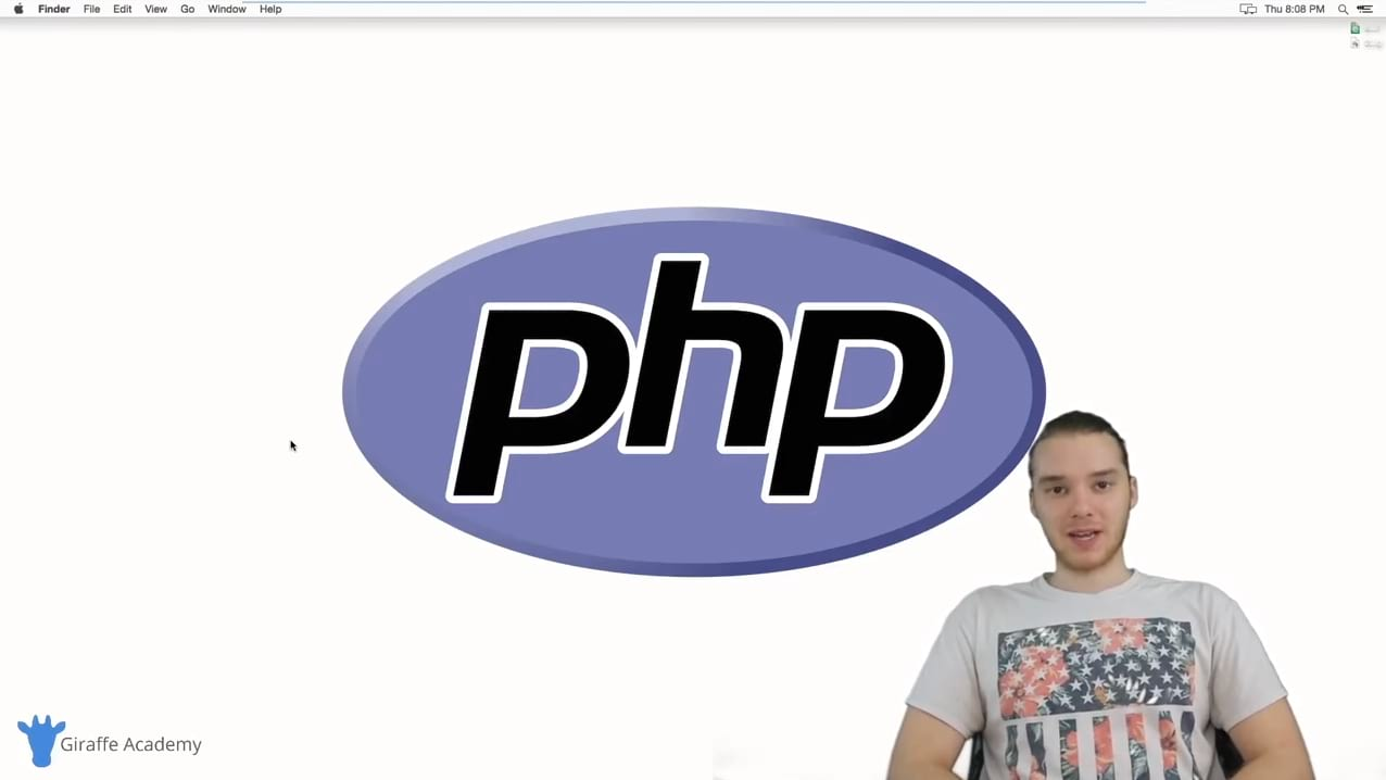 Best PHP tutorials - PHP video tutorial