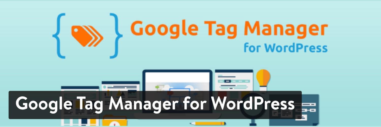 Add Google Analytics to WordPress: Google Tag Manager for WordPress plugin