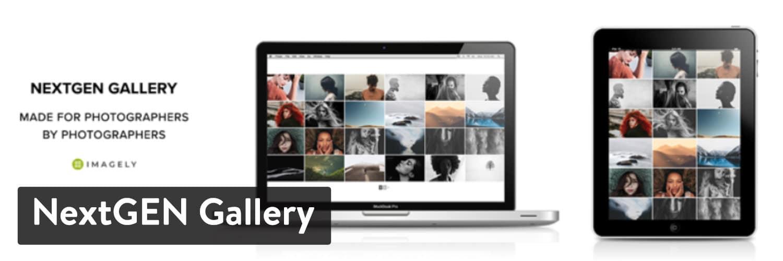 NextGEN Gallery WordPress plugin