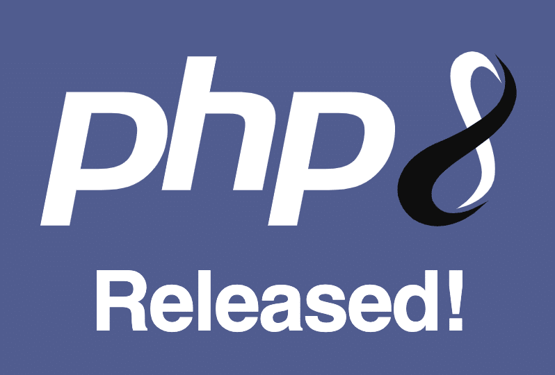PHP 8 released