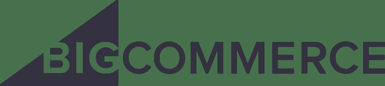 ecommerce platforms: BigCommerce