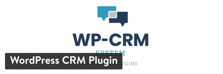 WordPress CRM WordPress plugin