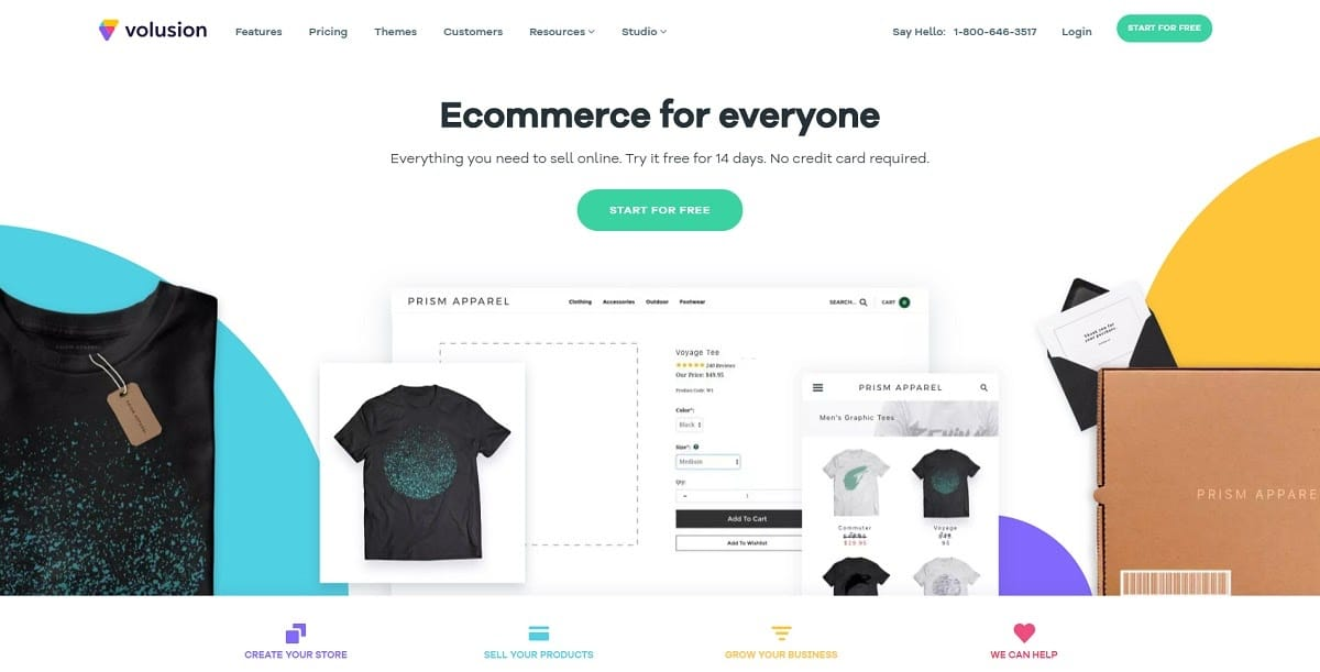 volusion - shopify alternatives