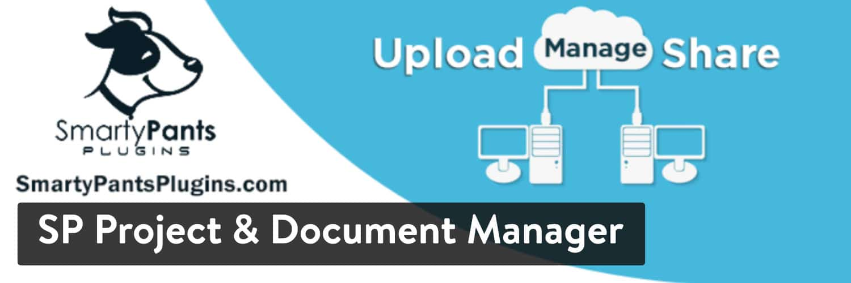 WordPressプラグインSP Project & Document Manager