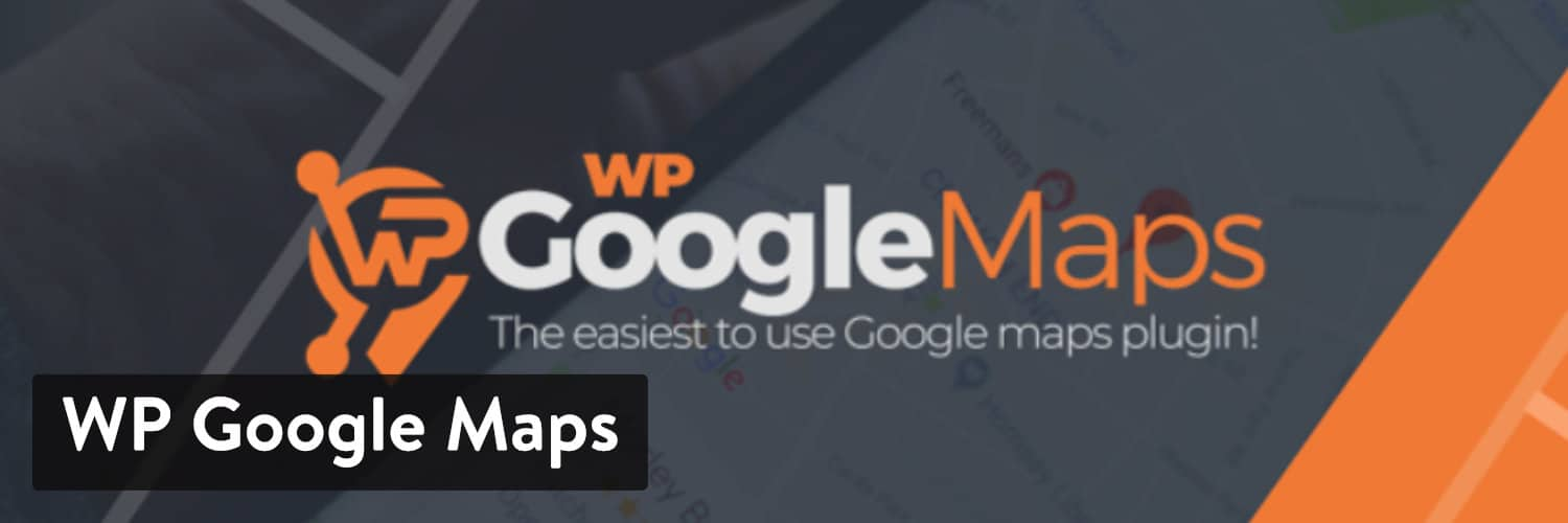 WP Google Maps - WordPress map plugin