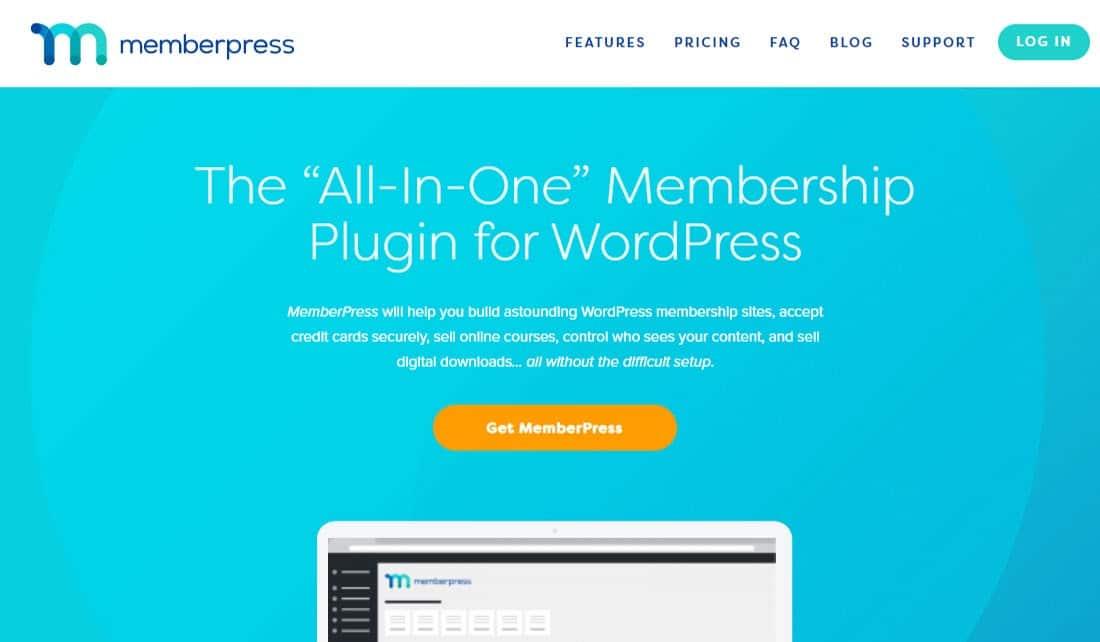 MemberPress WordPress Membership Site Plugin