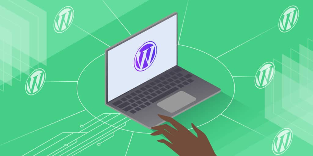 wordpress multisite to single site