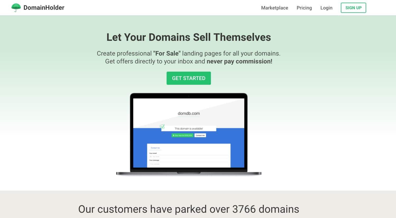 DomainHolder
