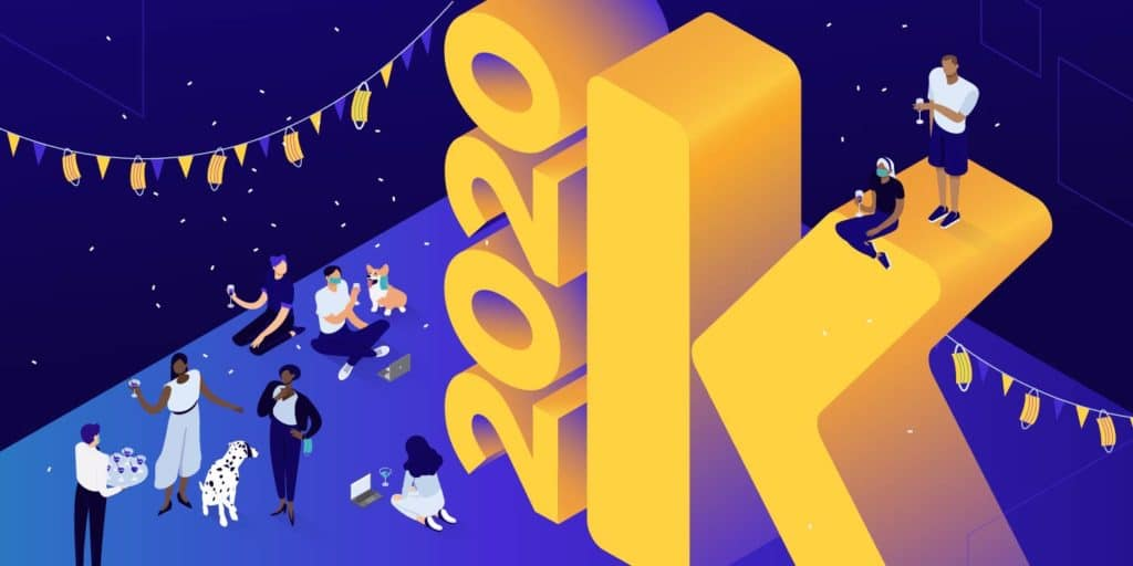 Kinsta year in review 2020