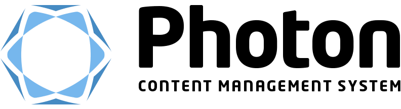 Photon CMS logo