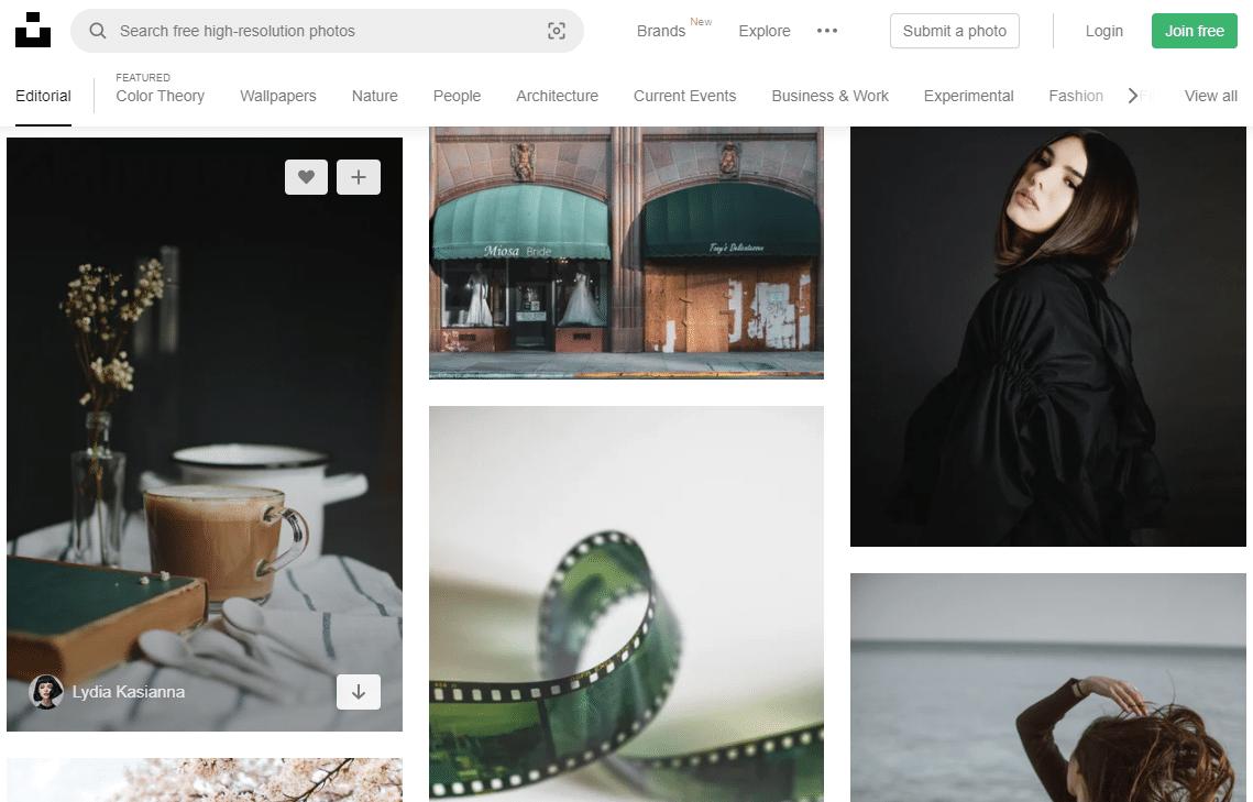 Free stock photos on Unsplash