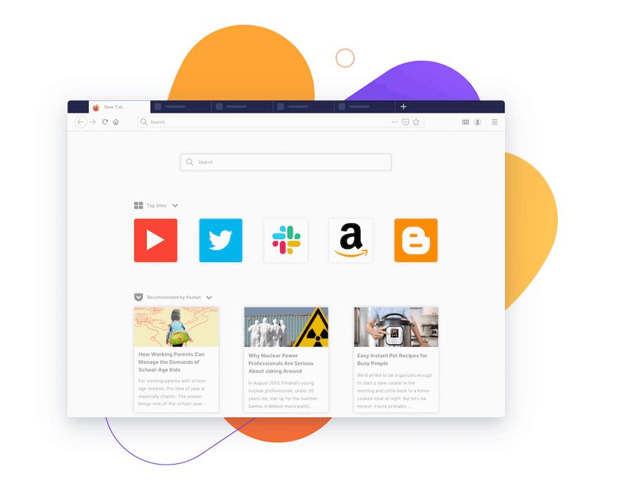 Le navigateur Firefox