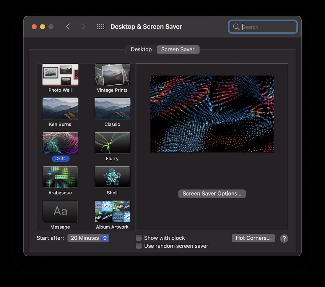 CleanShot X vous permet de capturer l'arrière-plan (ou non) lors de la saisie d'une seule fenêtre.