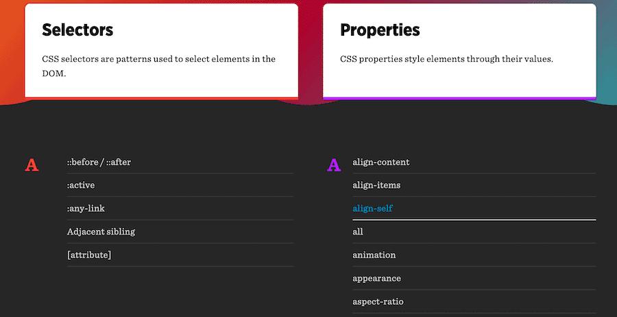 The CSS-Tricks Almanac.