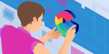 Google Docs to WordPress, featured image, illustration.