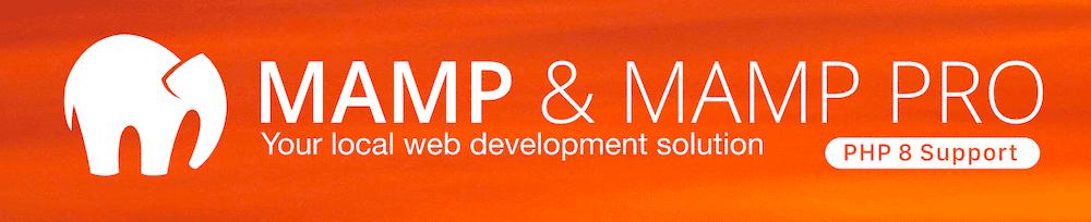 The MAMP logo.