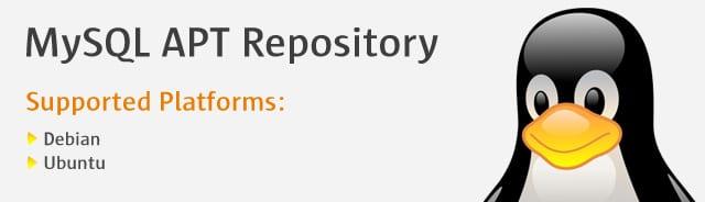 Repositorio APT de MySQL
