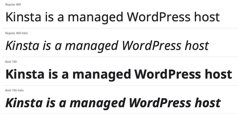 Noto Sans / Serif.