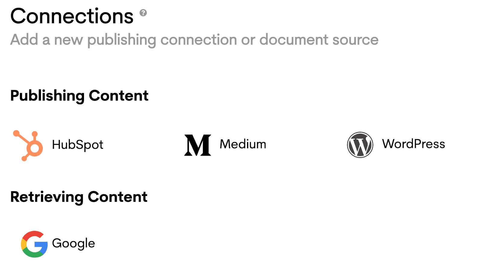 Wordable Verbindungen.