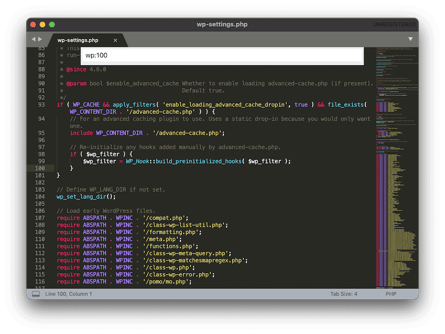 Sublime Text's Goto Anything feature.
