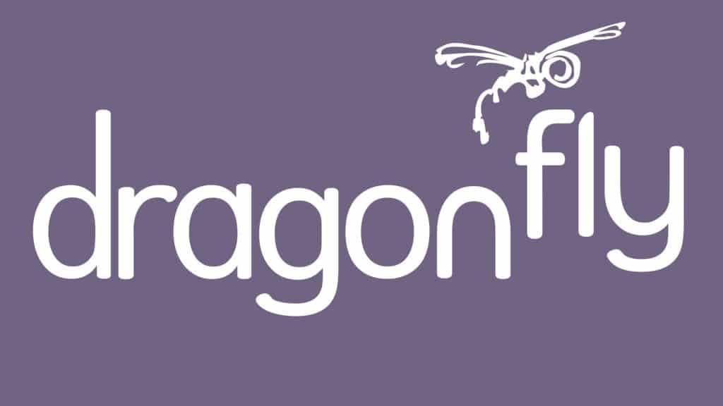 Dragonfly's logo