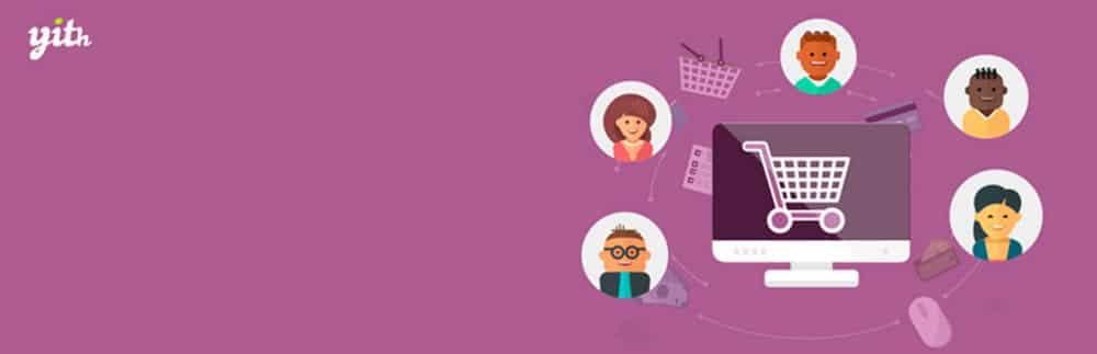 YITH WooCommerce multi-vendor plugin.