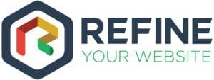 refine your website logo