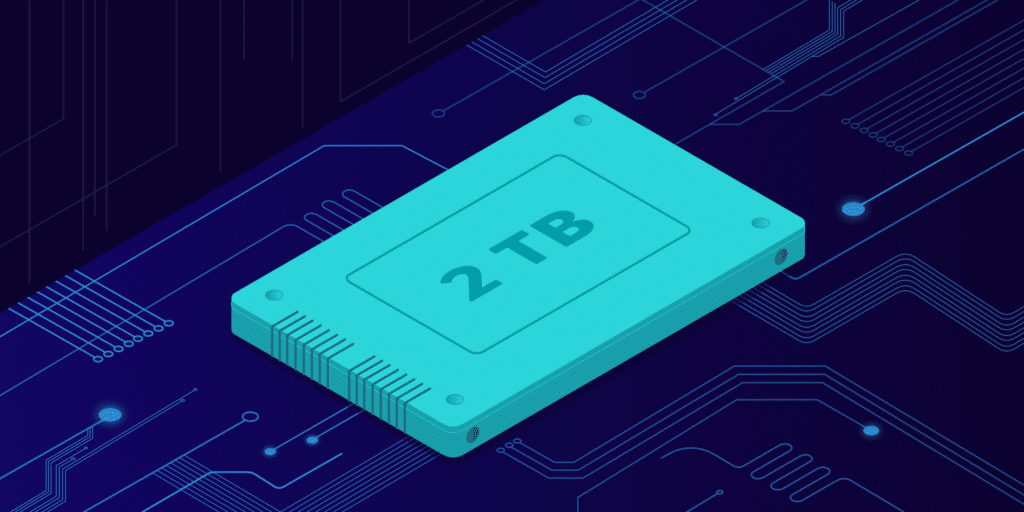 What is SSD, featured image, illustration.